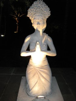 Balinese Goddess