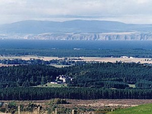 Where I live, close to Findhorn Foundation Cluny Hill College (photo supplied by Sverre Koxvold)